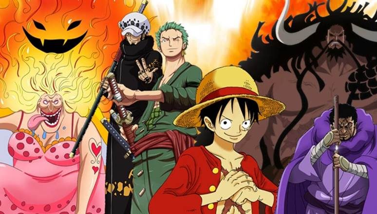 One Piece 945