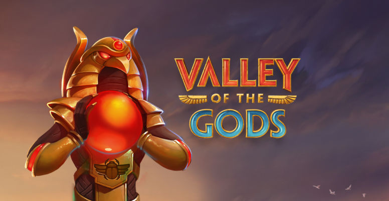 In The Valley of Gods Video game