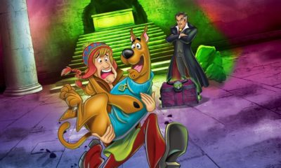 Scooby-Doo Return to Zombie Island