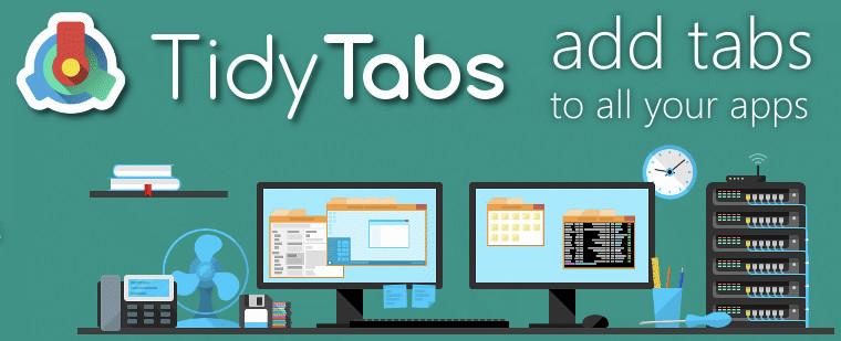 TidyTabs 1.9.0