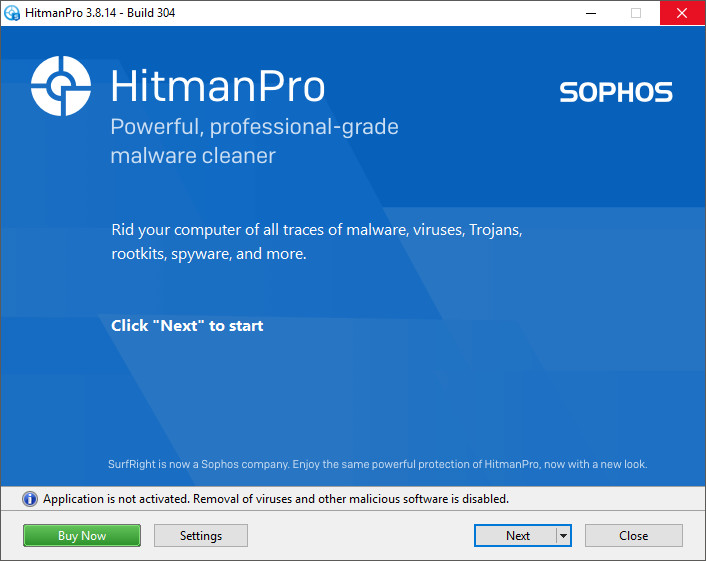 HitmanPro 3.8.14.304