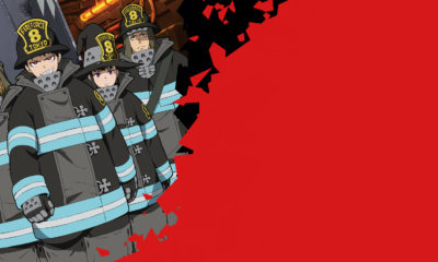 Fire Force 'Enen no Shouboutai' Episode 3