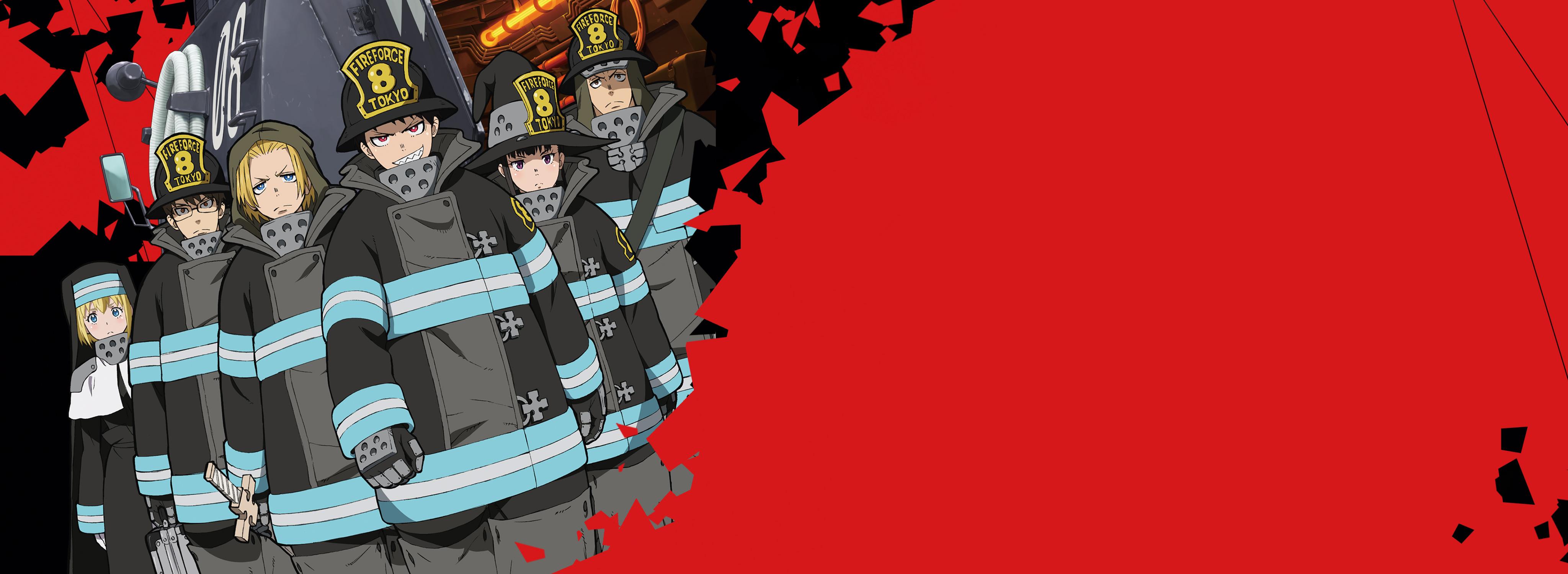 Fire Force 'Enen no Shouboutai' Episode 3