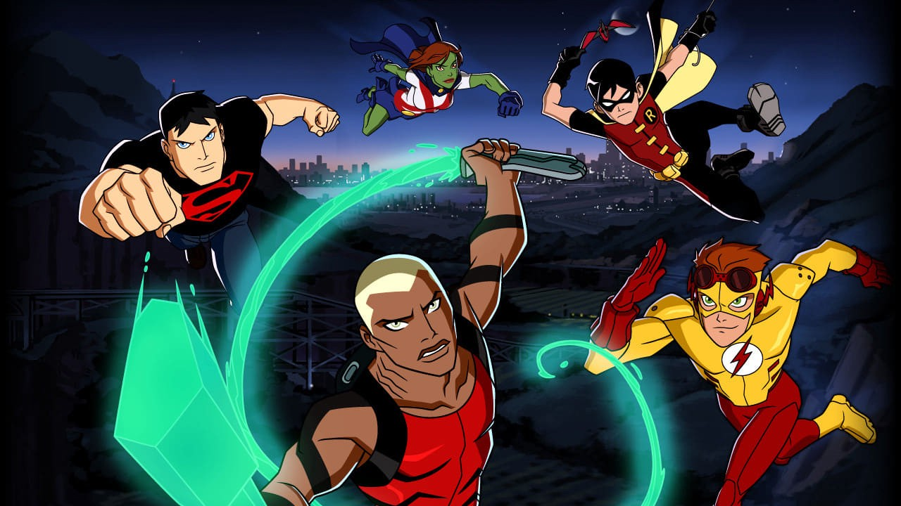 Young Justice Season 3 Episode 18