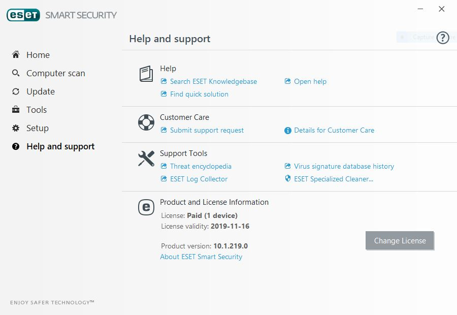 NOD32 Antivirus / ESET Internet Security / Eset Smart Security Premium 12.2.23.0