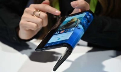 Sony Rollable Smartphones