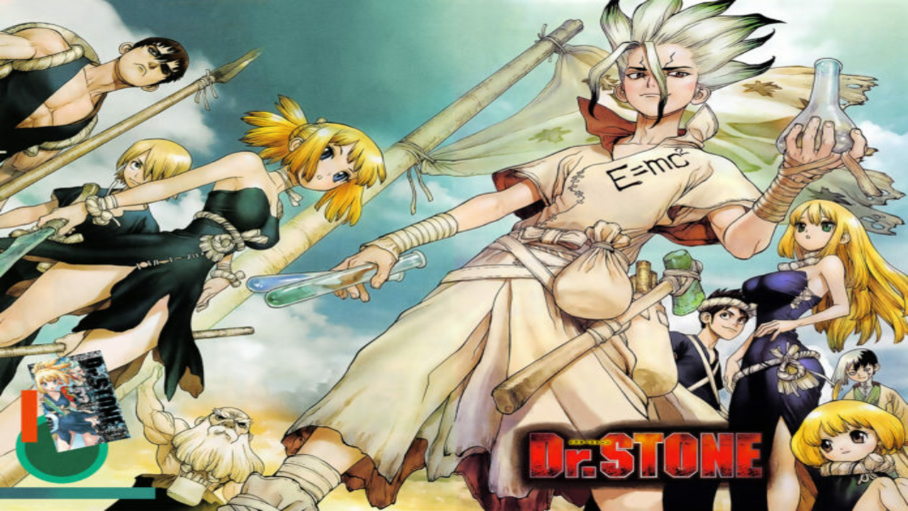 Dr. Stone Anime Episode 3