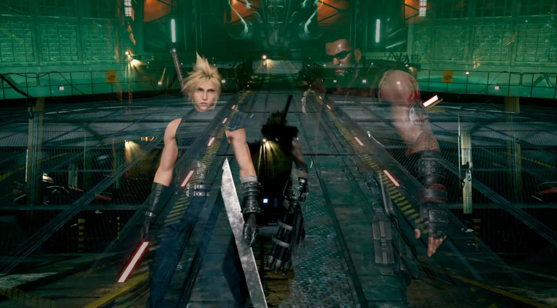 Final Fantasy VII Remake Video game