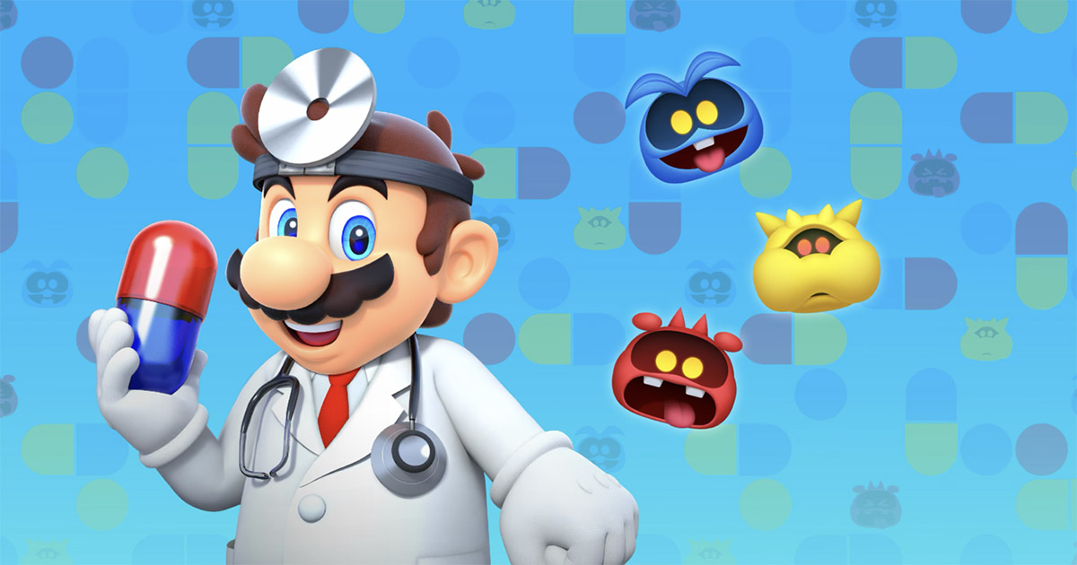Dr. Mario World Video game