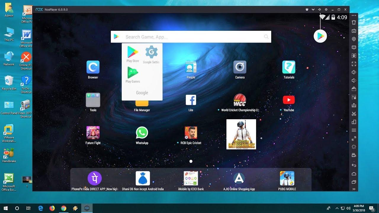 Nox App Player 6.2.8.5