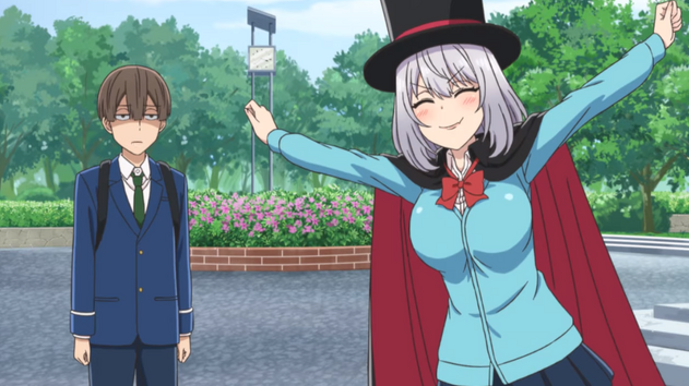 Tejina Senpai Episode 2 Tv Anime Release Date And How To Watch Online