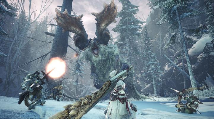 Monster Hunter World: Iceborne Videogame
