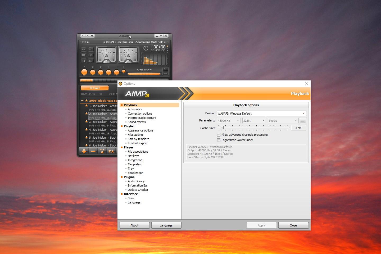 AIMP 4.60 Build 2129 Beta 5