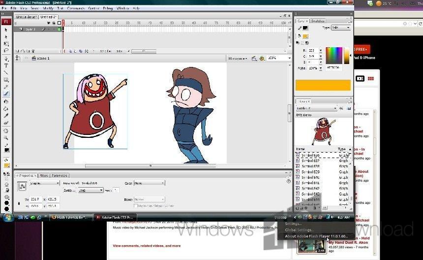 Adobe Flash Player 32.0.0.207