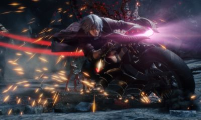Devil May Cry 5 Kylo Ren