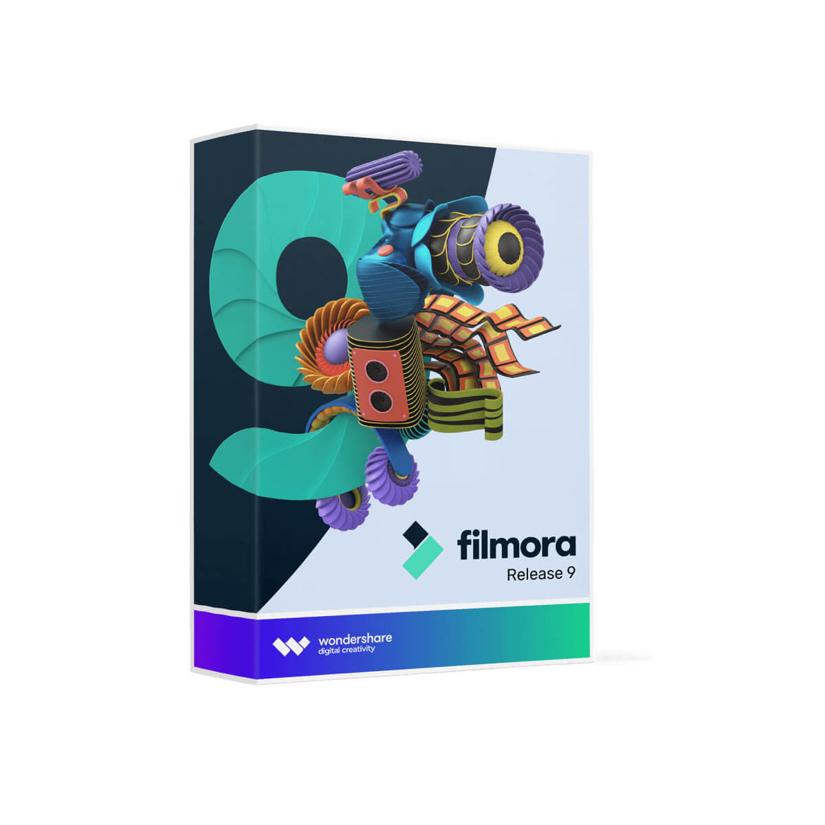 Wondershare Filmora 9.1.5.1
