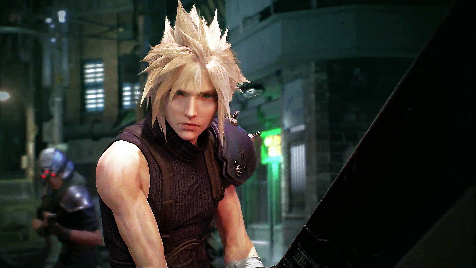 Final Fantasy VII Remake Video game