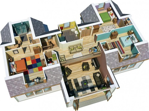 Sweet Home 3D 6.2