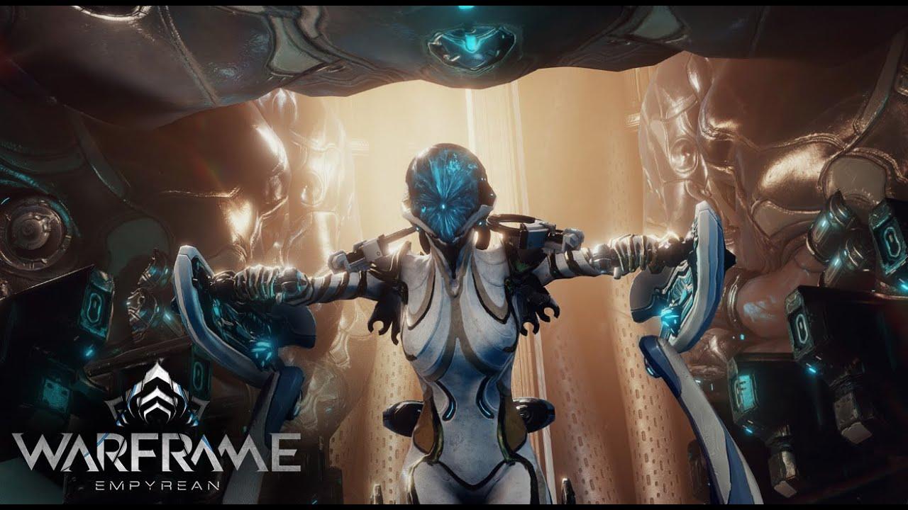 Warframe: Empyrean Videogame