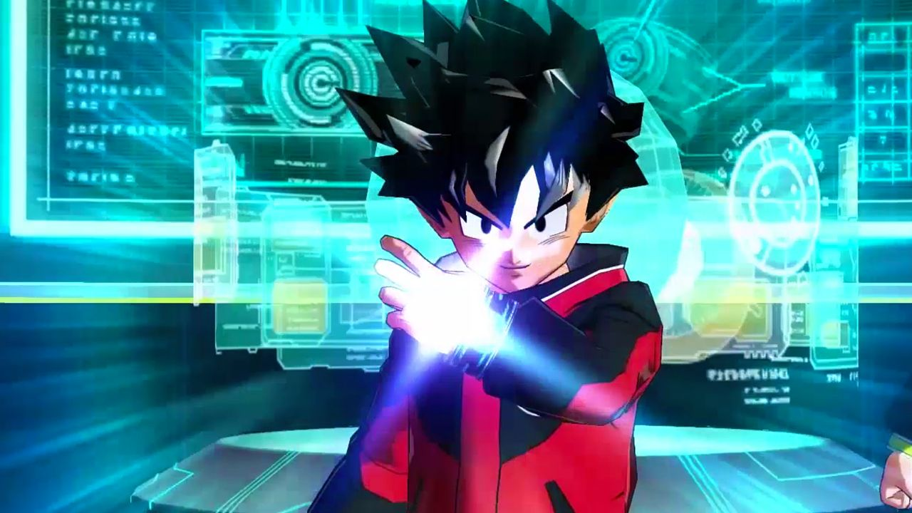 Super Dragon Ball Heroes Episode 14