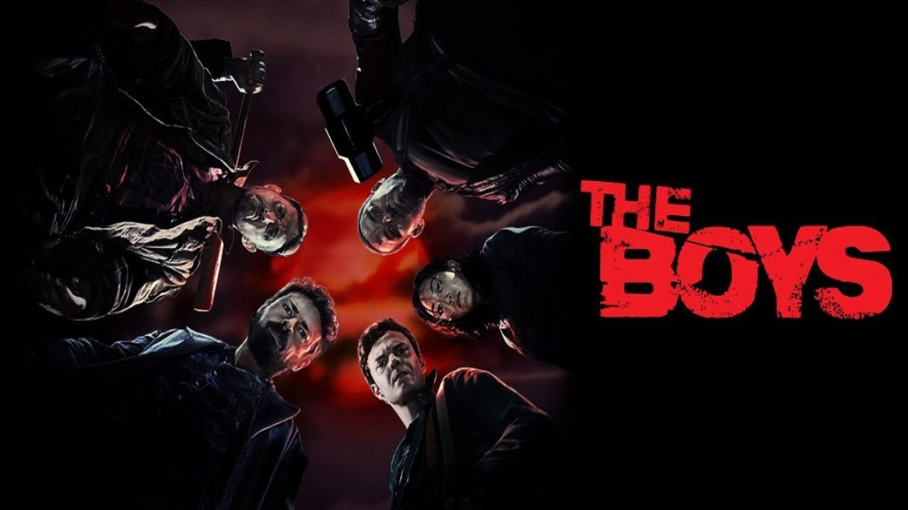 The Boys Series is going to Releases on Amazon Prime Video