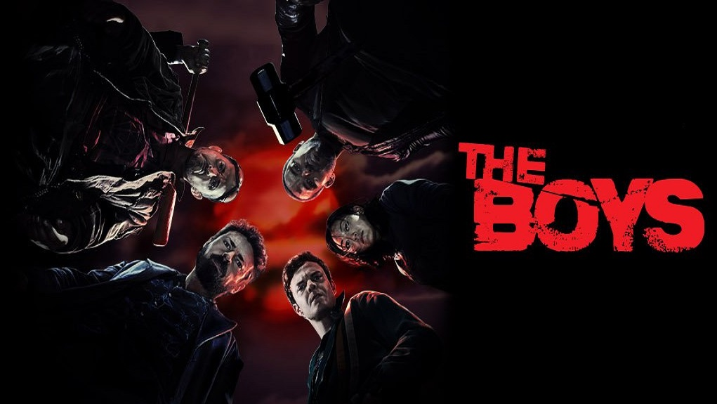 The Boys Amazon Prime Video