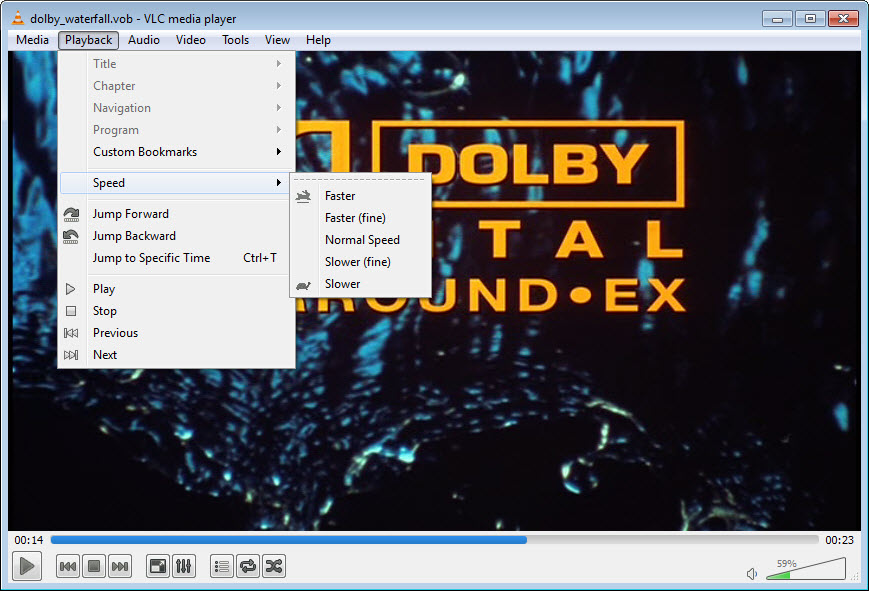 VLC Media Player 3.0.7.1
