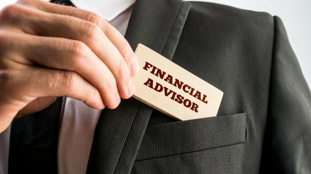 hire a financial advisor