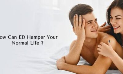 How Can ED Hamper Your Normal Life?