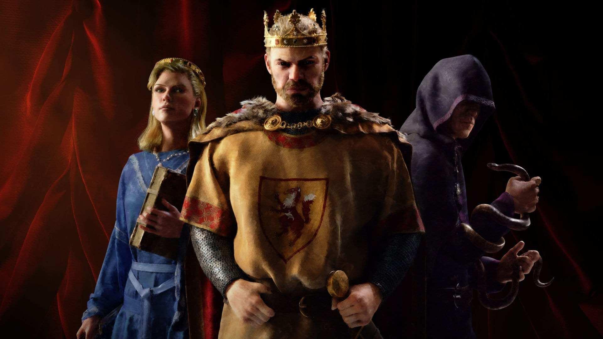 Crusader Kings 2 Console