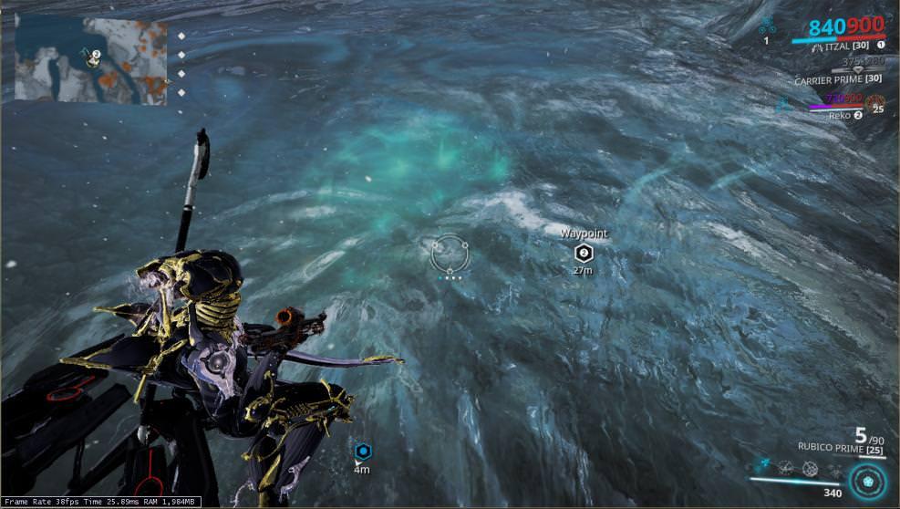 Orb Vallis Fishing