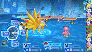 Wondering if your favorite Digimon is in the new game, Digimon Story: Cyber Sleuth
