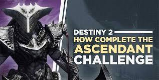 ascendant challenge