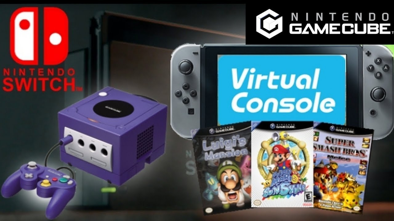 GameCube Games on Switch