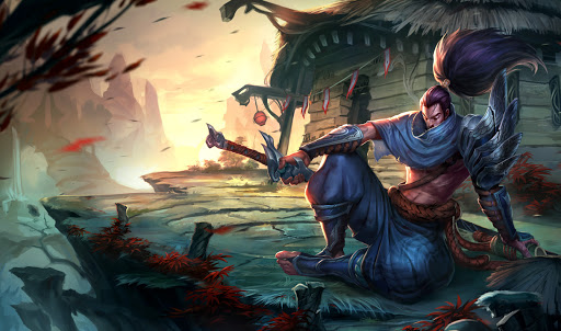 Yasuo Skin - League of Legends