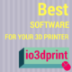 best software for 3d printing
