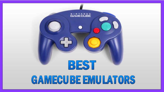 Best emulators for GameCube