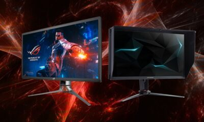 Best Monitors For PS4 and XBOX One