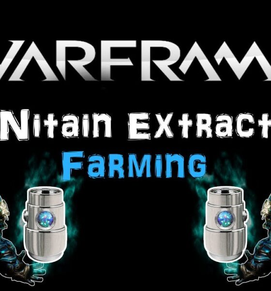 How to Get Nitain Extract Farming