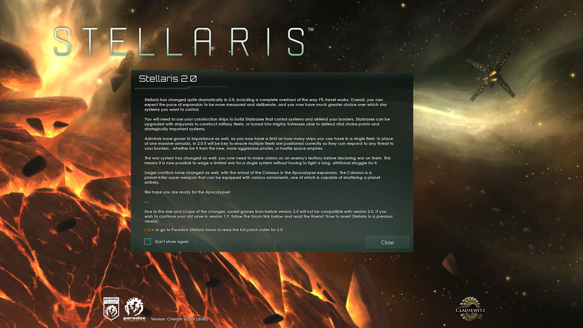 Expand Borders In Stellaris