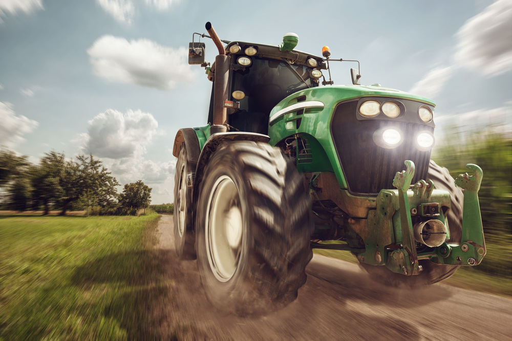 purchase of used tractors