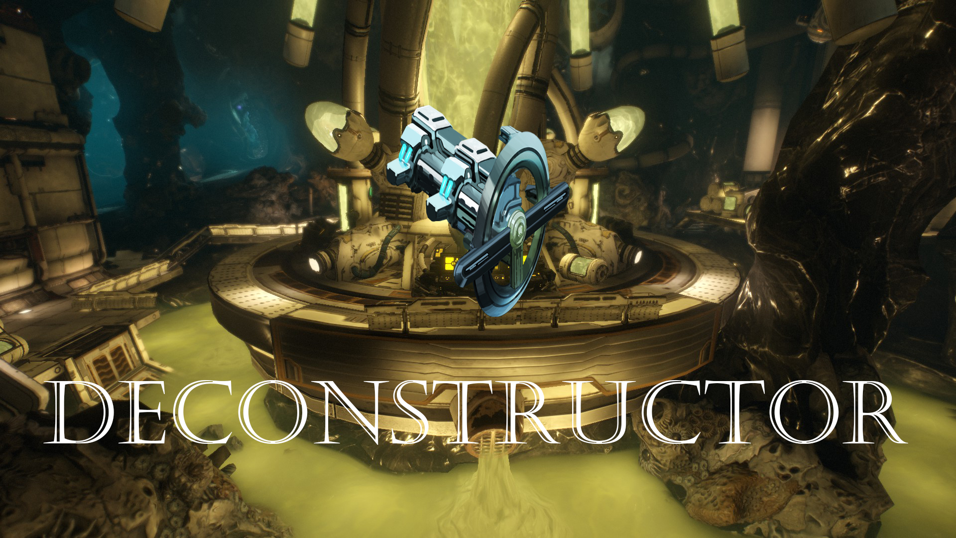 deconstructor prime build