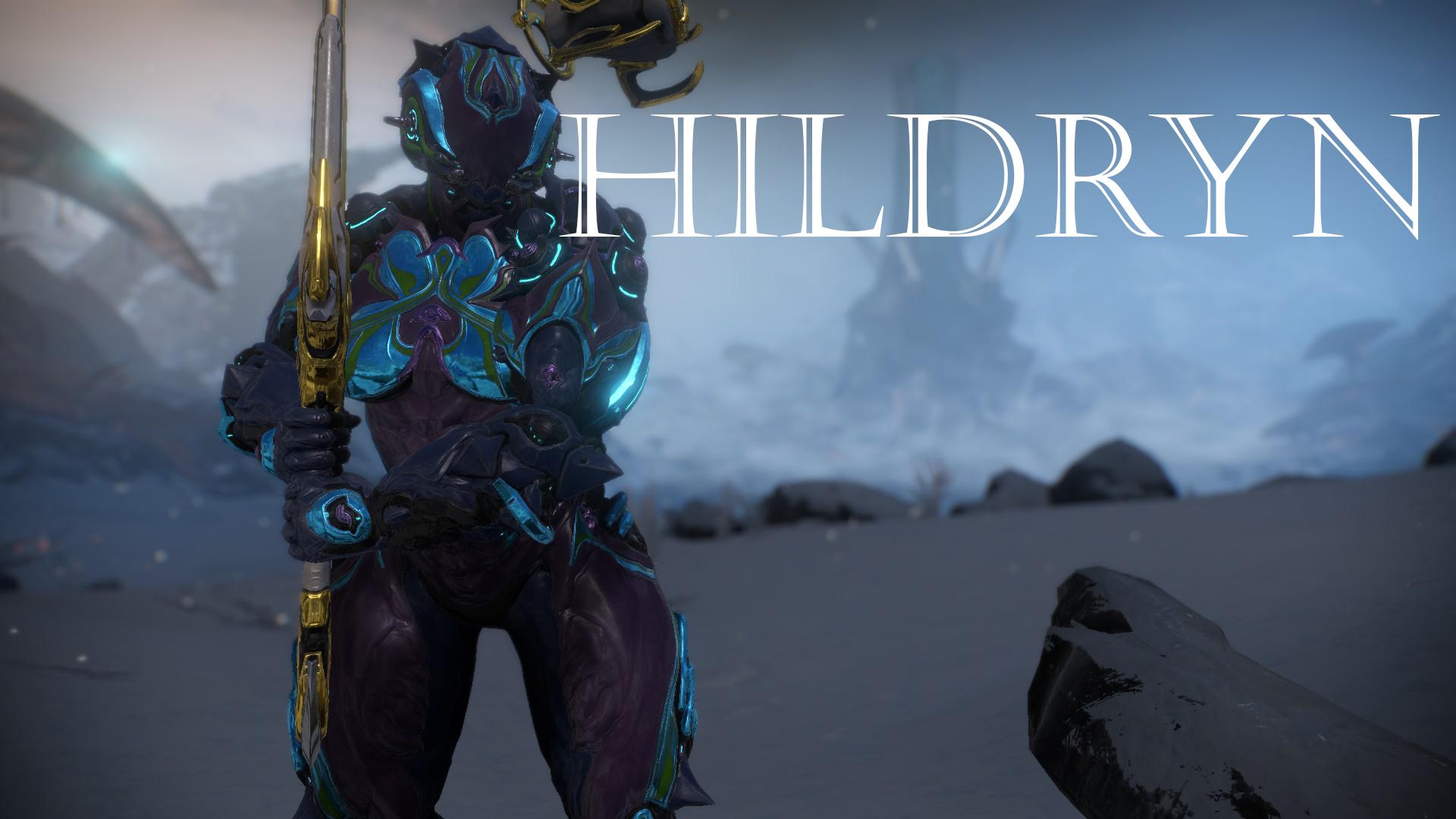 Warframe Hildryn Build Guide