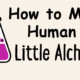 Human In Little Alchemy Game