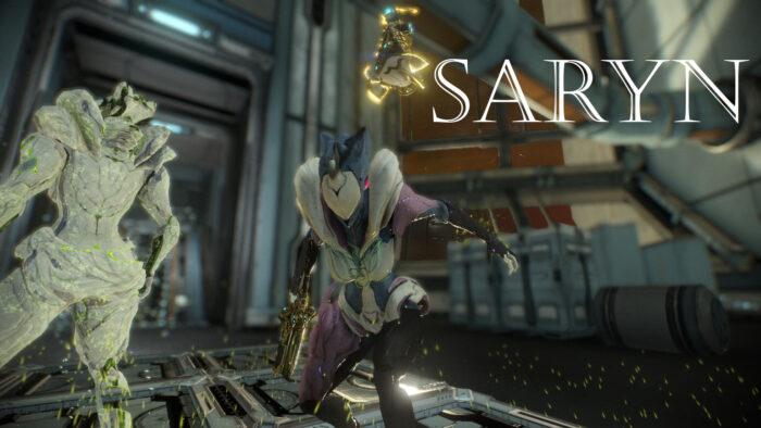 Saryn Prime Build
