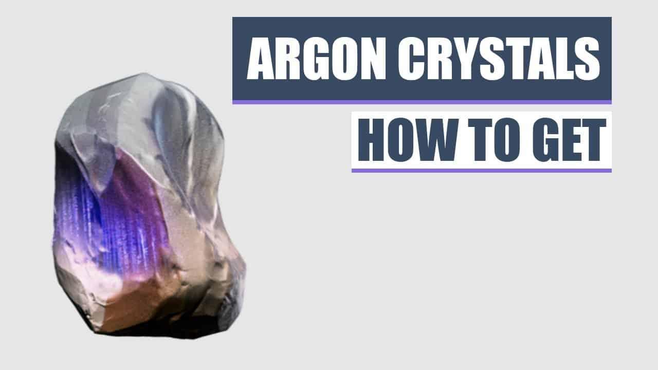 warframe argon crystal