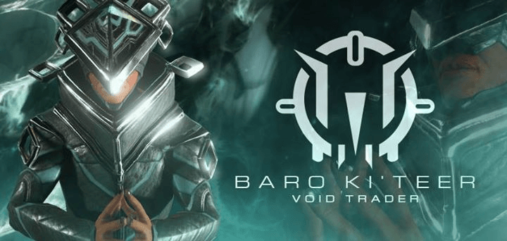 Baro Ki'teer Void Trader