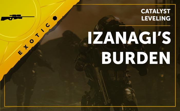Izanagi's Burden in Destiny 2