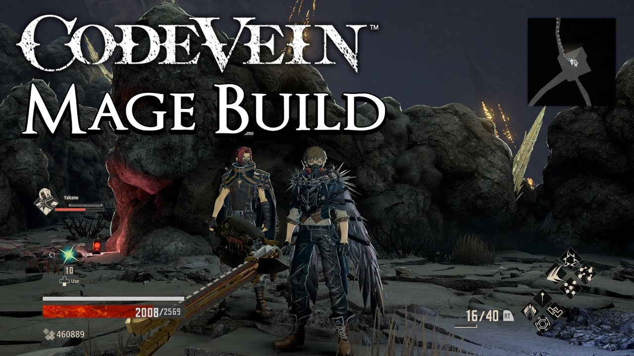 code vein builds guide