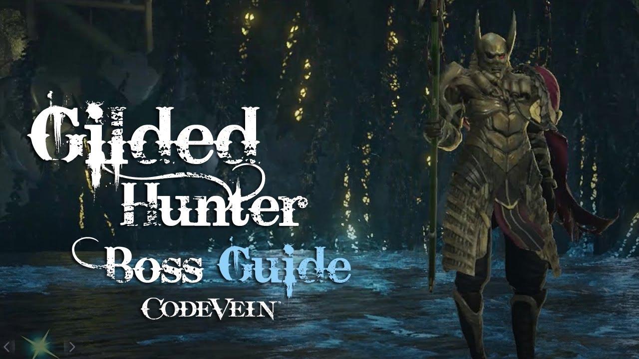 code vein gilded hunter